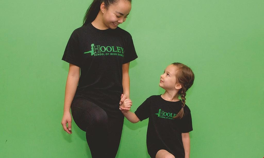 Product image for Hooley School of Irish Dance $45 For 2 Months Of Little Shamrocks or Little Leprechauns Classes (Reg. $90)