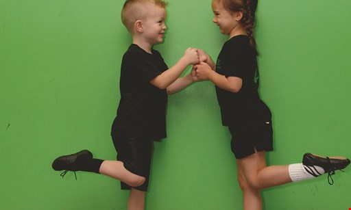 Product image for Hooley School of Irish Dance $45 For 2 Months Of Little Shamrocks or Little Leprechauns Classes (Reg. $90)