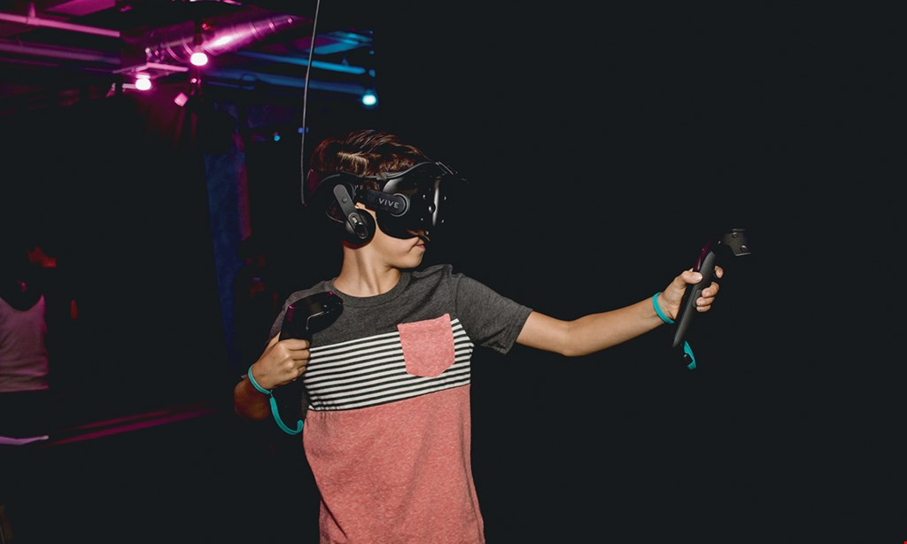 Product image for Lancaster VR Lounge $35 For 1-Hour Of Virtual Play Time For 2 People (Reg. $70)