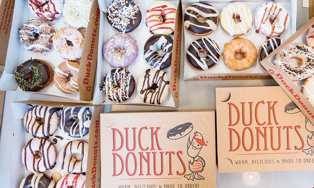Product image for Duck Donuts Marietta $10 For $20 Worth Of Donuts & More
