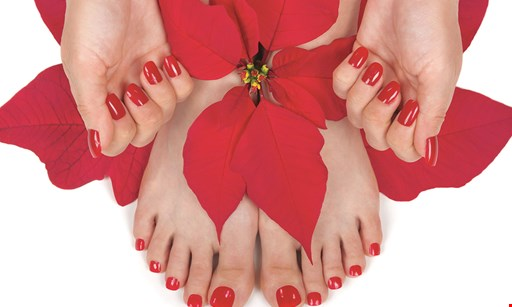 Product image for Luminous 2 Nail Spa $25 For A Manicure - Pedicure Combo (Reg. $50)