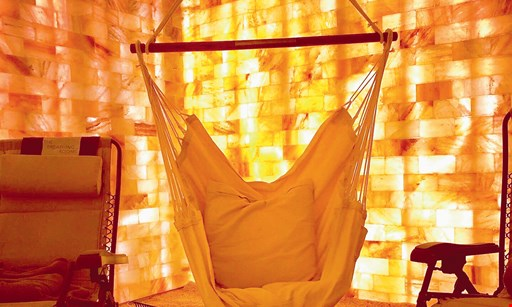 Product image for The Breathing Rooms $49 For A 45-Minute Himalayan Salt Room Session For 2 (Reg. $98)