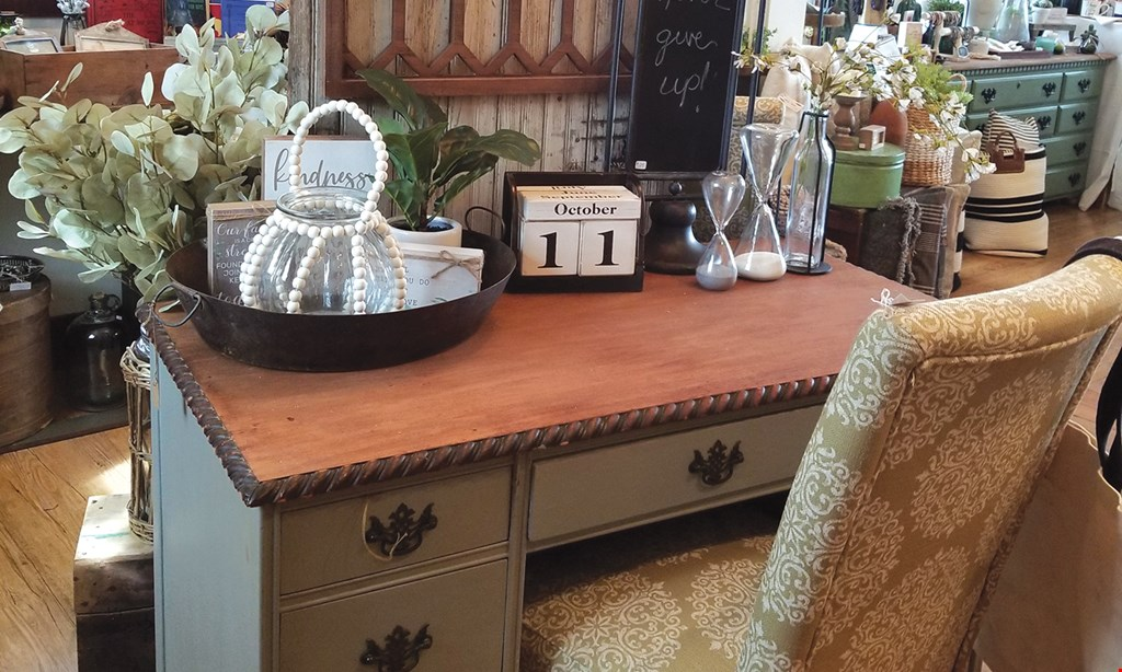 Product image for Gather Home Boutique & Furniture $25 For $50 Worth Of Home Decor & Furnishings