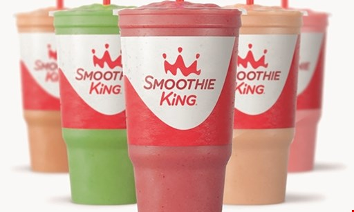 Product image for Smoothie King $10 For $20 Worth Of Smoothies