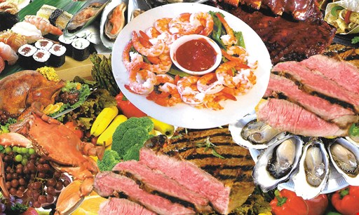 Product image for Katana Buffet & Grill $15 For $30 Worth Of Chinese Cuisine