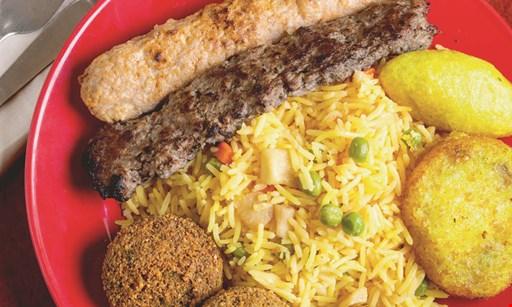 Product image for Chef Abdul Mediterranean Restaurant $15 For $30 Worth Of Mediterranean Cuisine