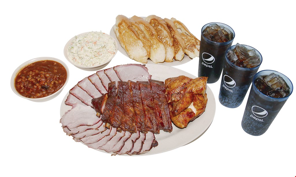 Product image for Backyard Boys BBQ $10 For $20 Worth Of Casual Dining