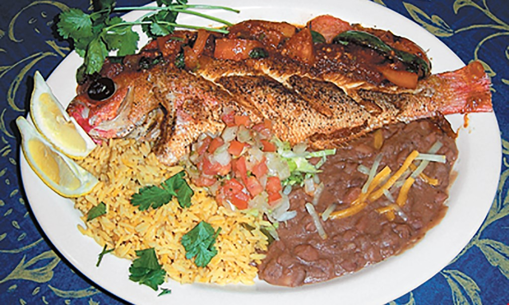 Product image for El Pueblo Spanish And Mexican Cuisine $15 For $30 Worth Of Mexican Dining