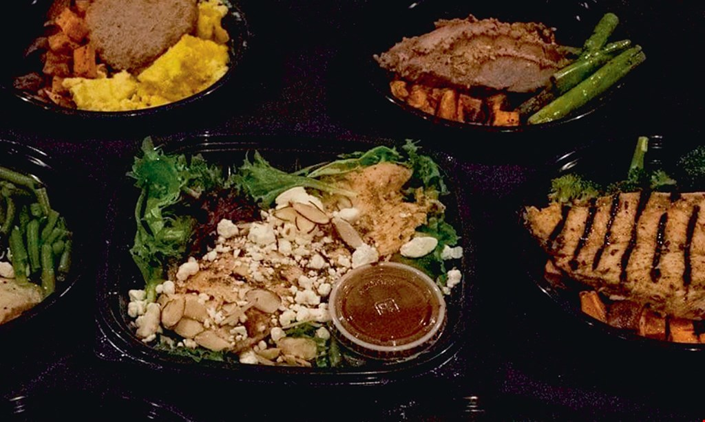 Product image for Effortlessly Healthy $10 For $20 Worth Of Casual Dining