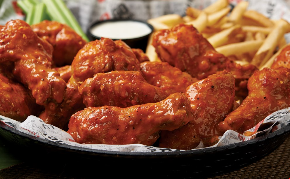 Product image for Hurricane Wings - Bartram $10 for $20 Worth of Casual Dining