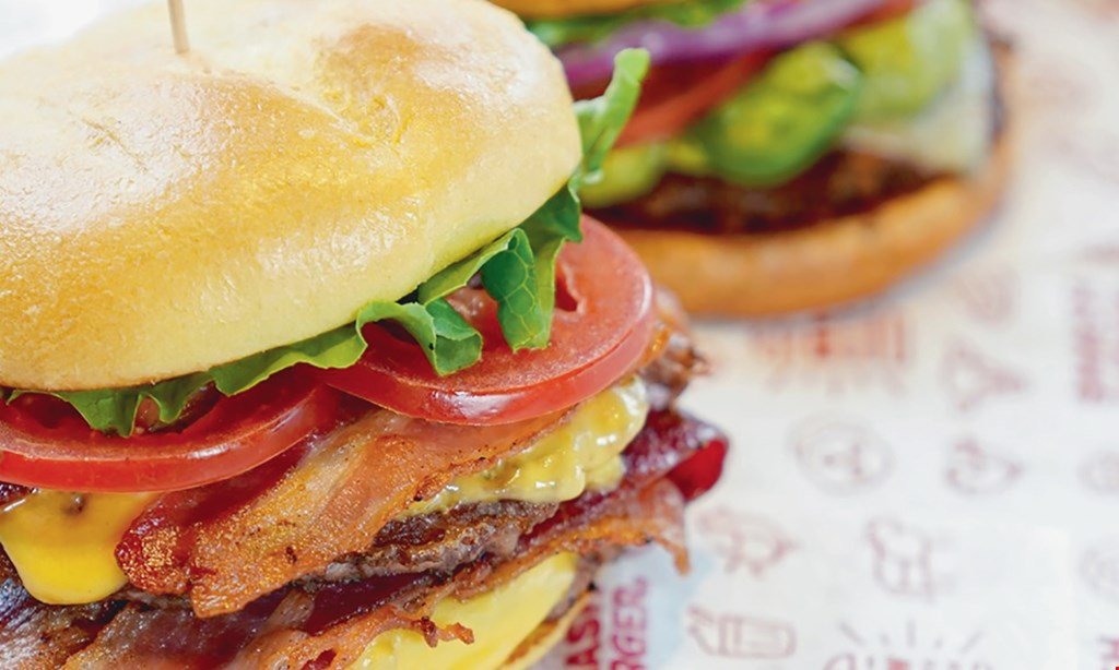 Product image for Smashburger-Highland Heights $10 For $20 Worth Of Casual Dining