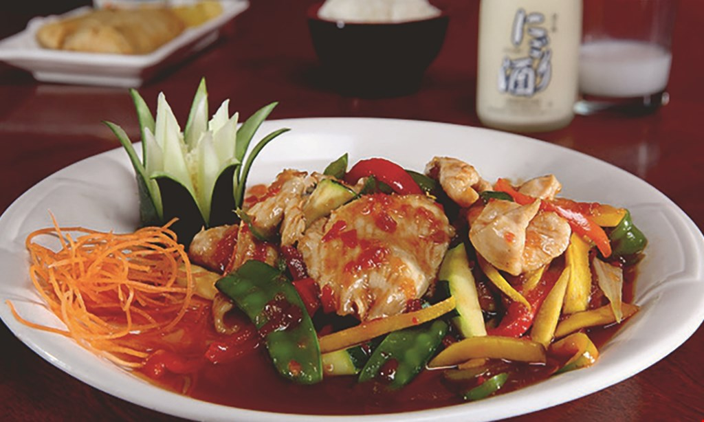 Product image for Bamboo Cookhouse $15 For $30 Worth Of Asian Cuisine