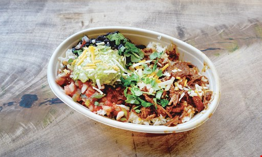 Product image for Naked Burrito $10 For $20 Worth Of Casual Dining