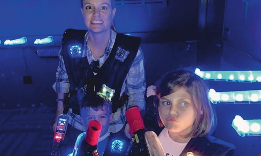Product image for Infuzion Zone $19.95 For 2 Rounds Of Laser Tag For 2 (Reg. $39.90)