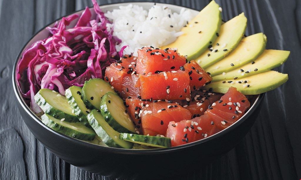 Product image for Hawaii Poke $10 For $20 Worth Of Casual Dining