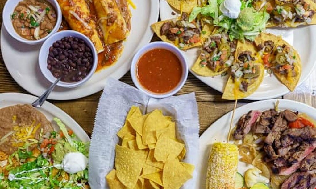 Product image for Porton Mexican Kitchen $10 for $20 Worth of Delicious, Made-From-Scratch Mexican Fare!
