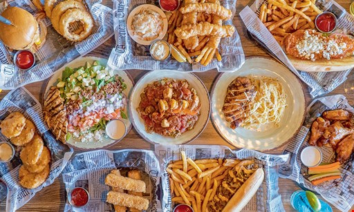 Product image for Taps Bar & Grill $10 For $20 Worth Of Casual Dining