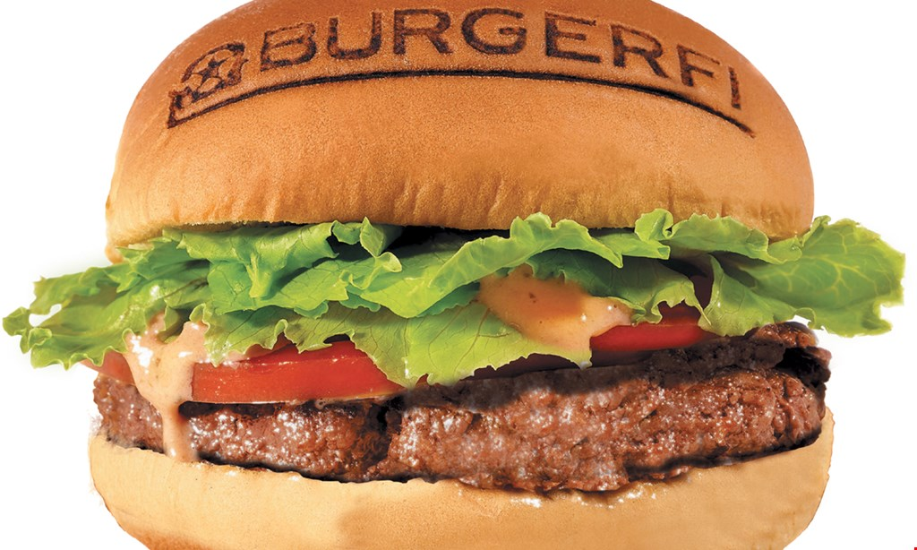 Product image for BurgerFi $10 For $20 Worth Of Casual Dining