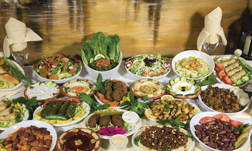 Product image for Kaza Maza Mediterranean Grill $10 For $20 Worth Of Mediterranean Cuisine