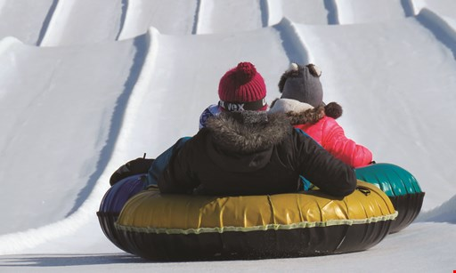 Product image for Sunburst Winter Sports Park $20 For 2 Hours Of Snow Tubing For 2 For 2019-2020 Season (Reg. $40)