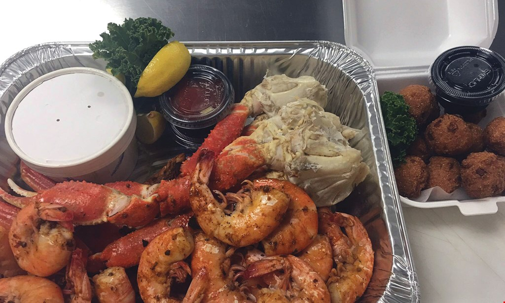 Product image for Calvert Crabs & Seafood $15 For $30 Worth Of Casual Dining