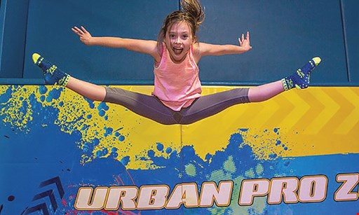 Product image for Urban Air Trampoline Park $24.99 For Ultimate Pass Card For 2 (Reg. $49.98 )