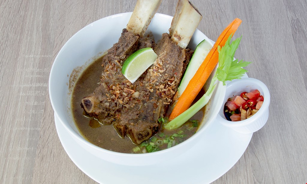 Product image for Bali Indonesian Cuisine $10 For $20 Worth Of Casual Dining