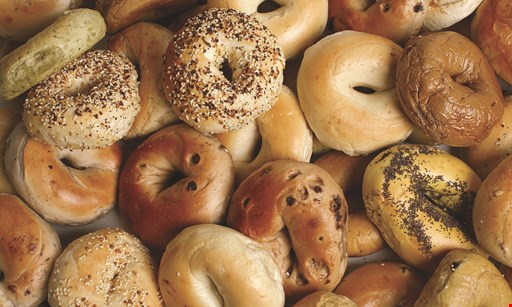 Product image for Barry Bagel - Westerville $10 For $20 Worth Of Bagels & More