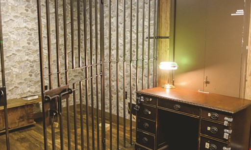 """Product image for Outside The Box Escape Room $57 For """"Wanted"""" Private Room Rental For Up To 5 People (Reg. $115)"""