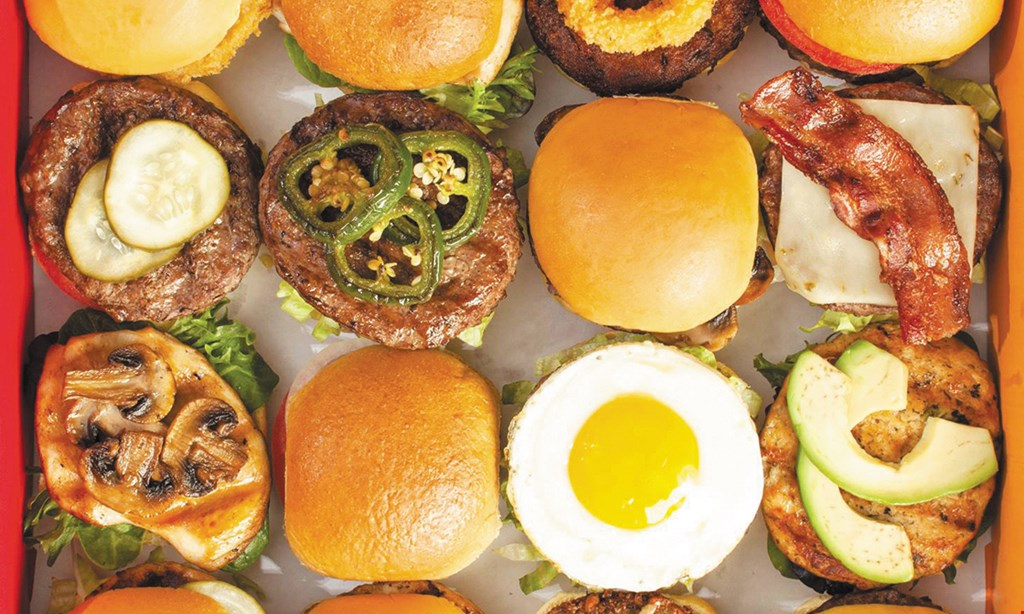 Product image for Burger Im $10 for $20 Worth of Gourmet Burgers and more