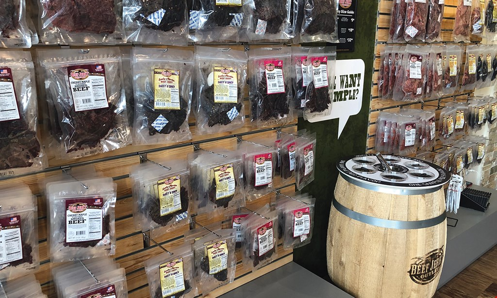 Product image for Beef Jerky Outlet Hershey $10 For $20 Worth Of Beef Jerky
