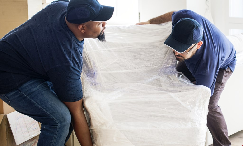 Product image for Southeast Elite Movers - St. Augustine $99 for 2 Hours of Moving Services ($198 value)