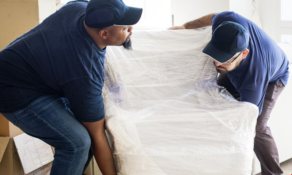 Product image for Southeast Elite Movers - Largo $99 for 2 Hours of Moving Services ($198 value)