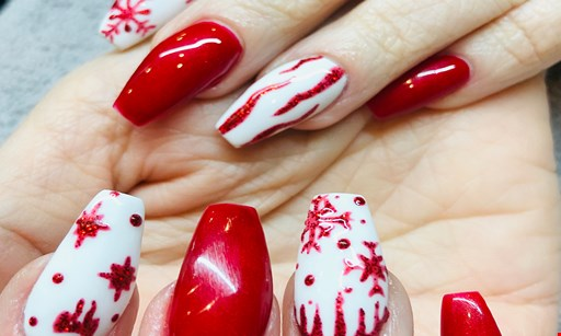 Product image for Mehl Nail Studio $25 for a Deluxe pedicure with paraffin wax ($50 value)