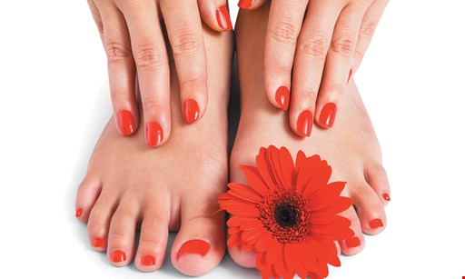 Product image for Massage Hub $22.50 For A Maniure/Pedicure Combo (Reg. $45)