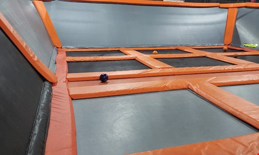 Product image for Xtreme Air Mega Park $12 For 2 hours of jump and play time for one person a $24 value