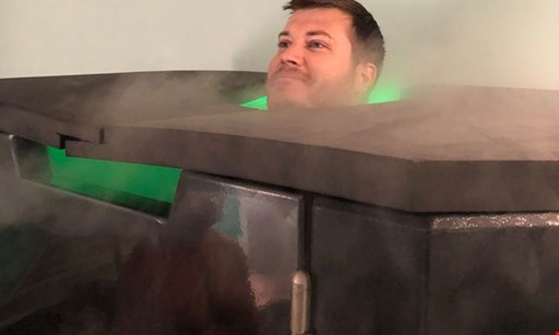 Product image for Superior Recovery $25 for One Full Body Cryotherapy Session ($50 value)