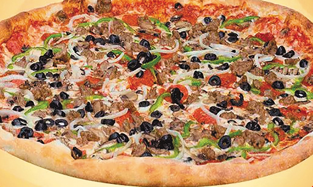 Product image for Cam's Pizzeria Mt. Hope $10 For $20 Worth Of Take-Out Pizza & More (Valid On Take-Out W/Min. Purchase Of $30)