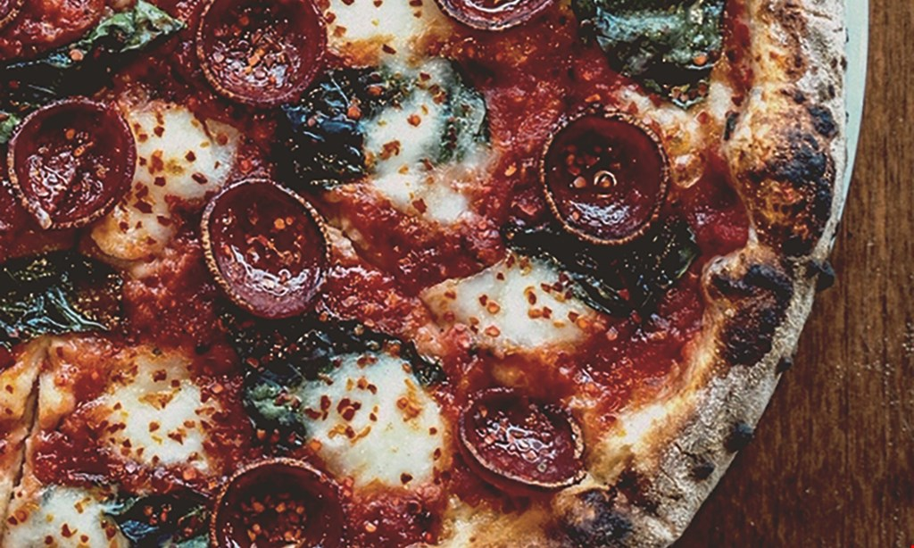 Product image for Toss & Fire Wood-Fired Pizza $15 For $30 Worth Of Italian Dining