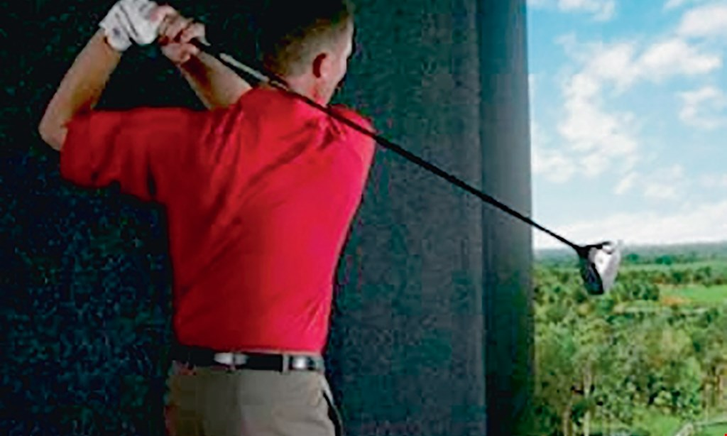 Product image for Mulligan's $40 For 2 Hours Of Virtual Golf For Up To 6 Players Per Simulator (Reg. $80)