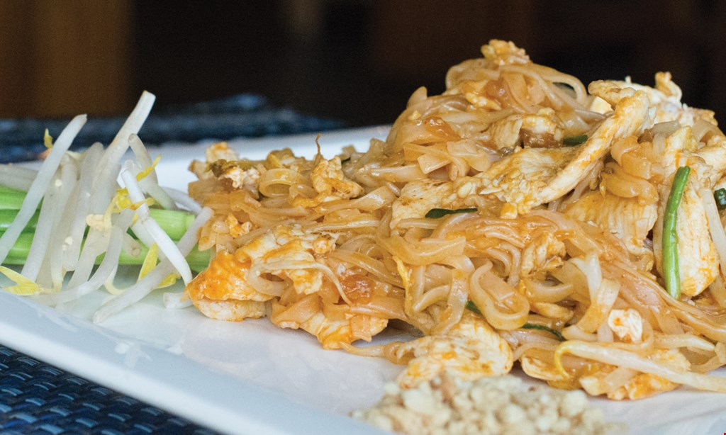 Product image for Blue Orchid Thai $15 for $30 Worth of Thai Cuisine