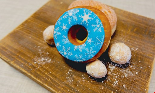 Product image for Donut Star $10 For $20 Worth Of Donuts & Casual Dining