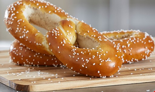 Product image for Philly Pretzel Factory $15 for $30 Worth of Delicious Pretzels