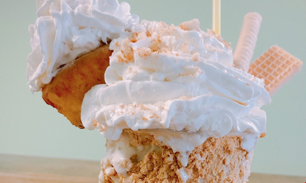 Product image for Cake N' Shake $10 For $20 Worth Of Ice Cream Treats & More