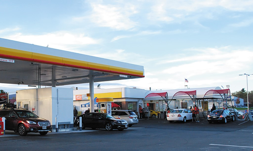 Product image for Frederick Shell Carwash $14.50 For A #4 Wash (Reg. $29)
