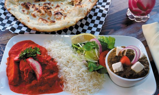 Product image for Urban India $15 For $30 Worth Of Indian Cuisine