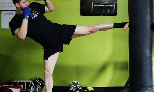 Product image for Roden Hiit Kickboxing $49 For One Month Unlimited Kickboxing Membership with Trainer ($99 value)