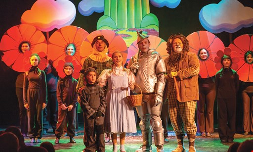 Product image for The Growing Stage - The Children's Theatre Of New Jersey $28 For 2 Adult Theatre Tickets For The 2020 & 2021 Season (Reg. $56)