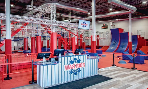 Product image for The Warrior Factory Buffalo $40 For A 90-Minute Open Session For 4 People (Ages 6+ - Adults) (Reg. $80)