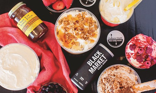Product image for Culture Clash Fresh Greek Yogurt $10 For $20 Worth Of Greek Yogurt & More
